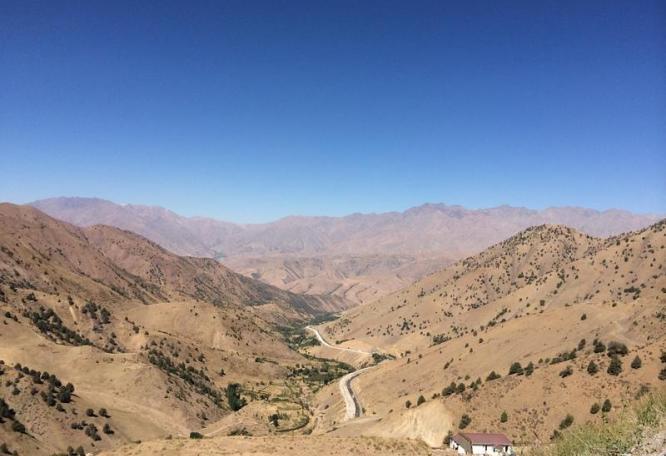Reise in Usbekistan, Unterwegs ins Ferganatal