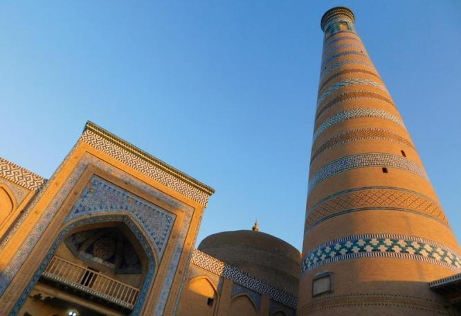 Reise in Usbekistan, Fantastisches Chiwa