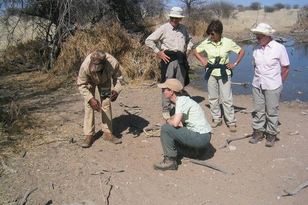 Reise in Namibia, Verlängerung auf der Wildnisfarm Kuzikus