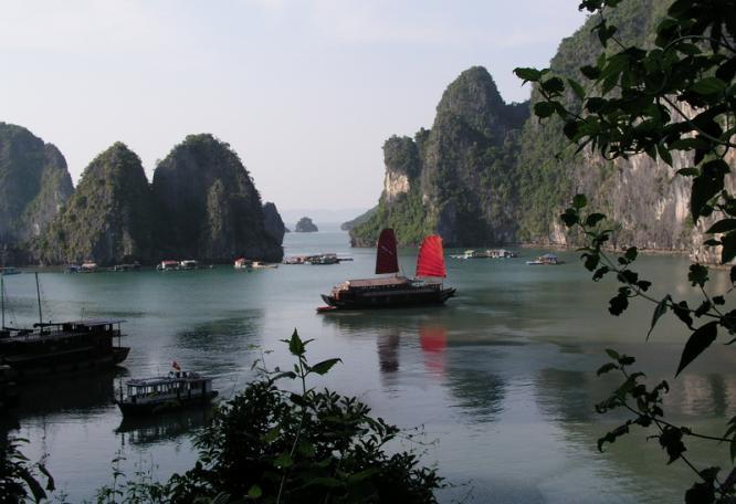 Reise in Vietnam, Vietnam - Aktiv unterwegs im Norden des Landes