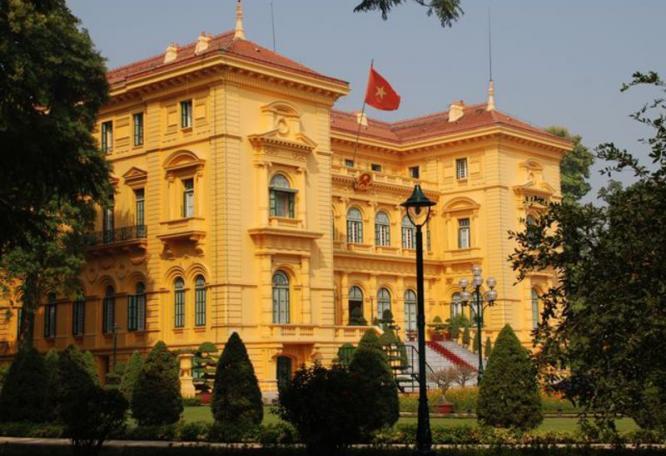 Reise in Vietnam, Hanoi in Vietnam