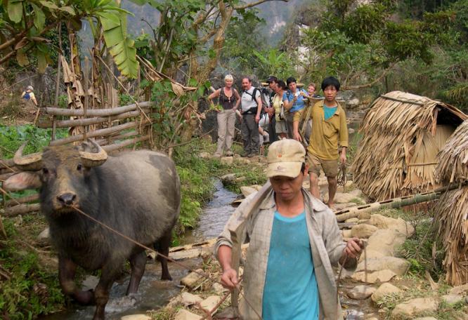 Reise in Vietnam, Vietnam-Radtour in der Bergwelt bei Mai Chau