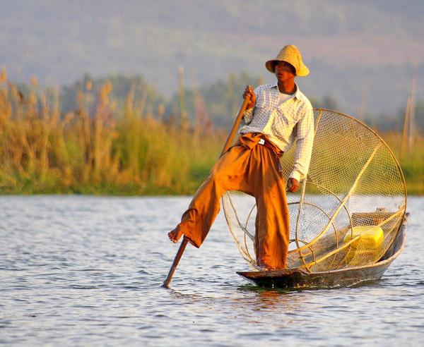 Reise in Myanmar, Abenteuer Freiheit