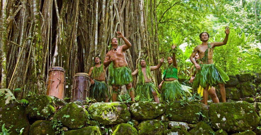 Reise in Französisch-Polynesien, Royal Suite der Aranui 5