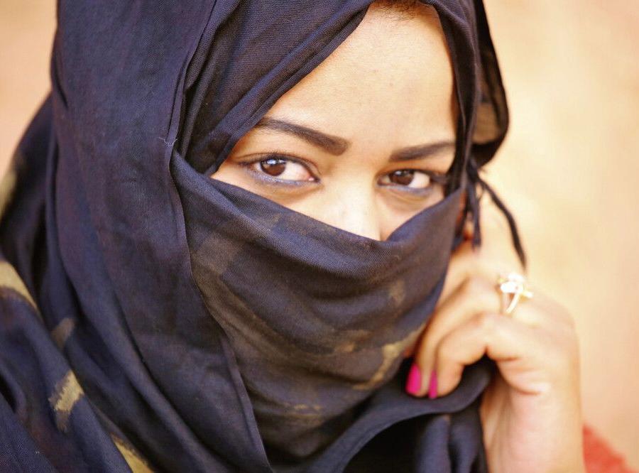 Reise in Marokko, Marokkanerin