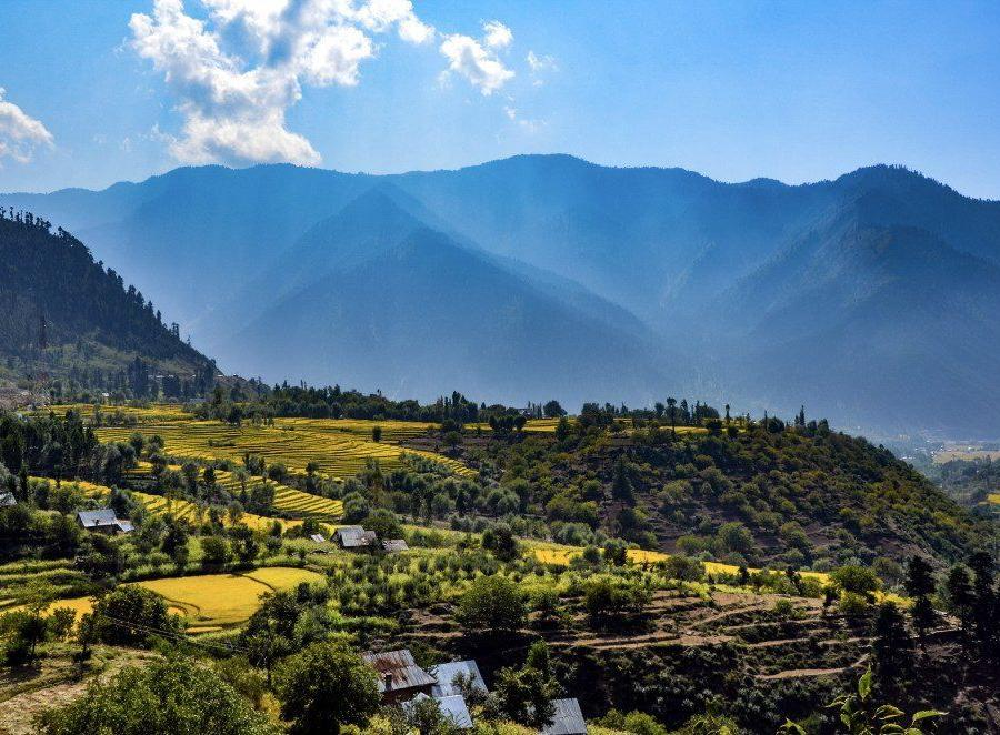 Reise in Indien, Nomade in Kaschmir