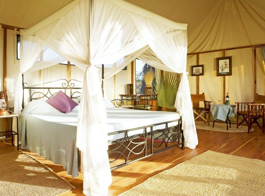 Reise in Kenia, Maramboi Tented Camp