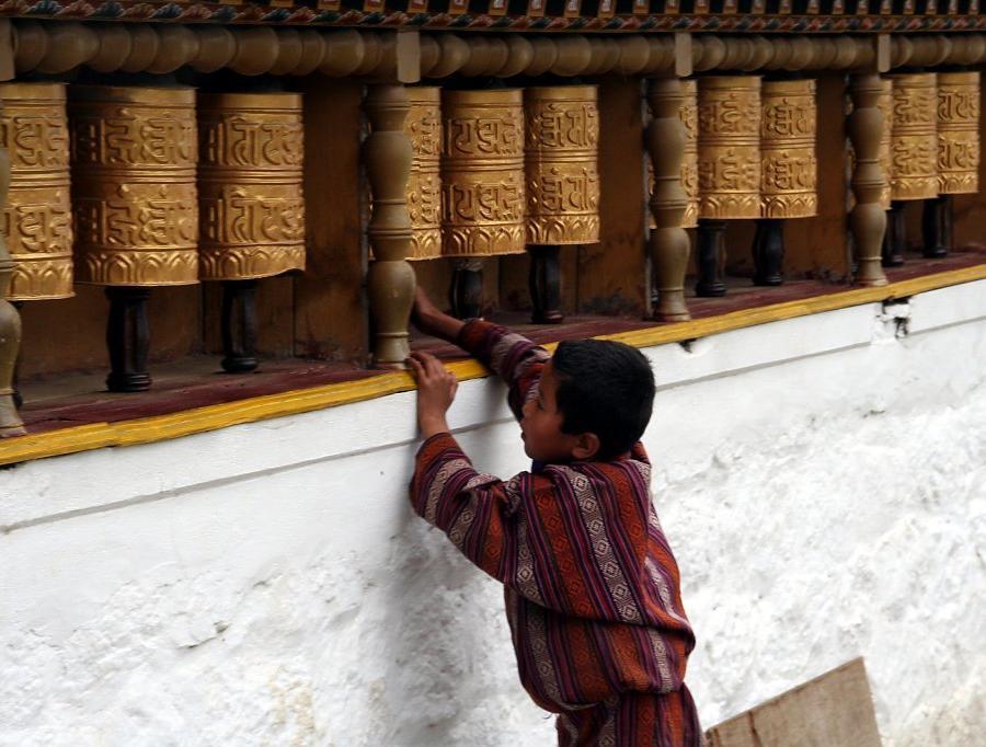 Reise in Bhutan, Auf den Spuren Padmasambhavas - Pilgerreise Bhutan mit Gregor Verhufen