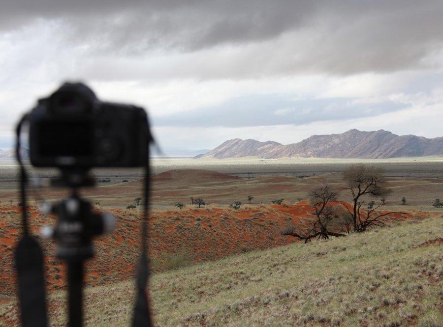 Reise in Namibia, Interessanter Blickwinkel