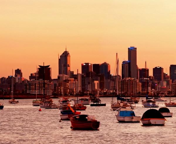 Reise in Australien, Australien - Ocean Drive: Sydney - Adelaide