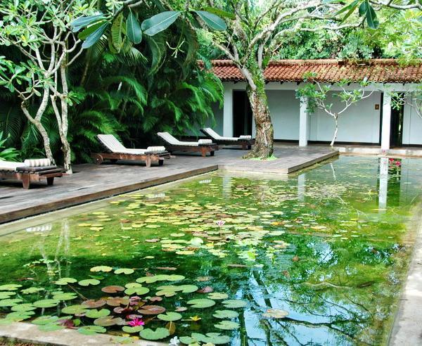 Reise in Sri Lanka, Ayurveda-Kur - Heritance Ayurveda Maha Gedara