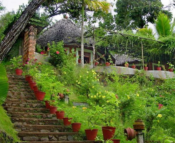 Reise in Indien, Ayurveda-Kur - Somatheeram Ayurvedic Health Resort
