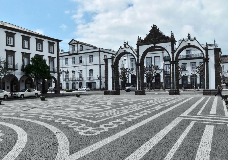 Reise in Portugal, Ponta Delgada