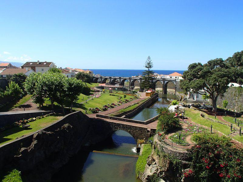 Reise in Portugal, Ribeira Grande