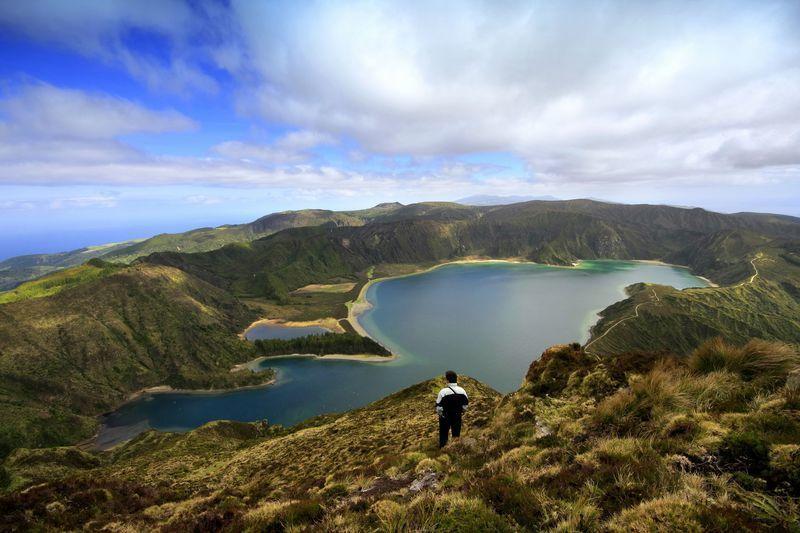 Reise in Portugal, Azoren - Kontraste auf engstem Raum