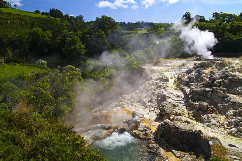 Reise in Portugal, Azoren: São Miguel - Wandern auf Vulkanen