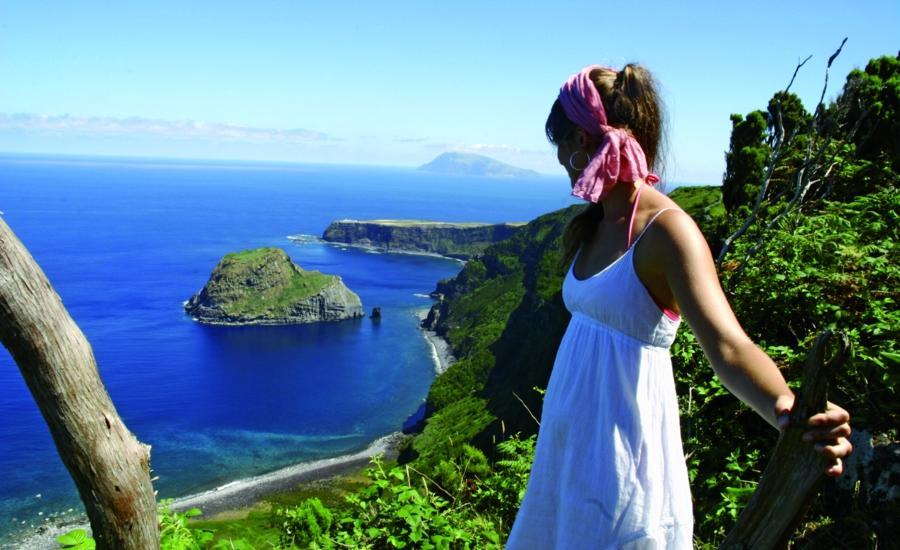 Reise in Portugal, Azoren: Trauminseln im Atlantik (14 Tage Wanderreise mit Inselhüpfen auf 4 Inseln)