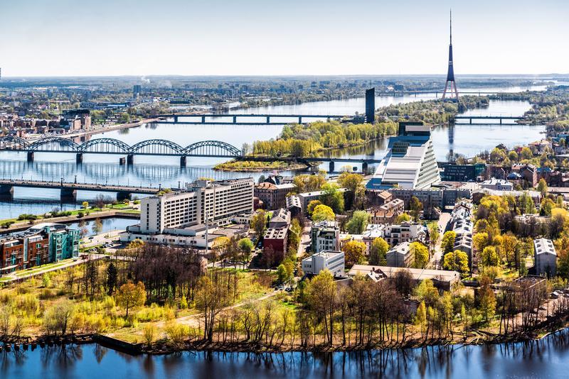 Reise in Estland, Baltikum - Frischer Wind aus Nordost