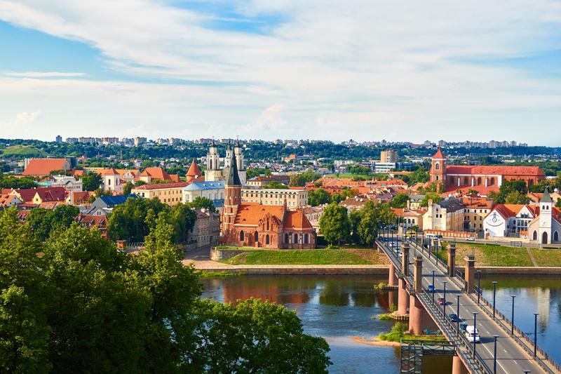 Reise in Estland, Kaunas