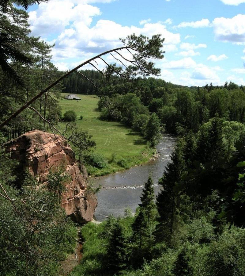 Reise in Estland, Estland - Gauja Nationalpark
