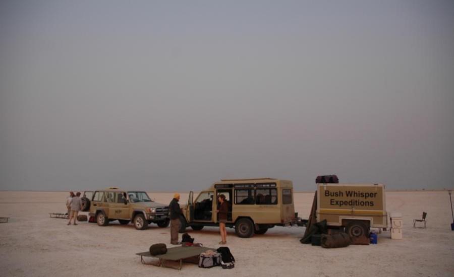 Reise in Botswana, Botswana - Namibia: Wüsten, Wildtiere und Wasser (22 Tage Trans-Delta- und Wüsten-Safari)