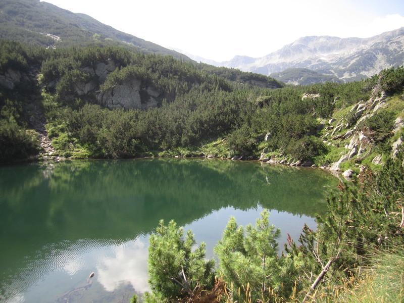 Reise in Bulgarien, Rila
