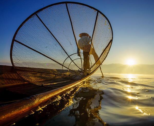 Reise in Myanmar, Burma / Myanmar - Tazaungmon – Zeit der Lichterfeste