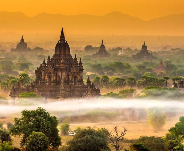 Reise in Myanmar, Burma / Myanmar - Ursprünglichkeit Asiens