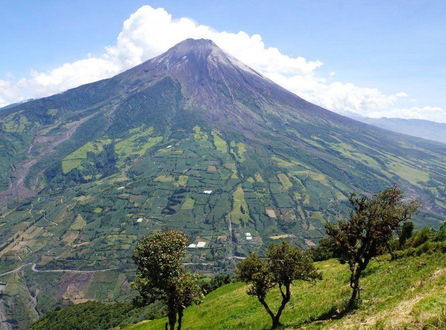 Reise in Ecuador, Cotopaxi Aufstieg