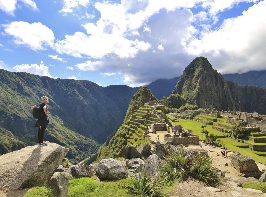 Reise in Peru, Chachani Besteigung