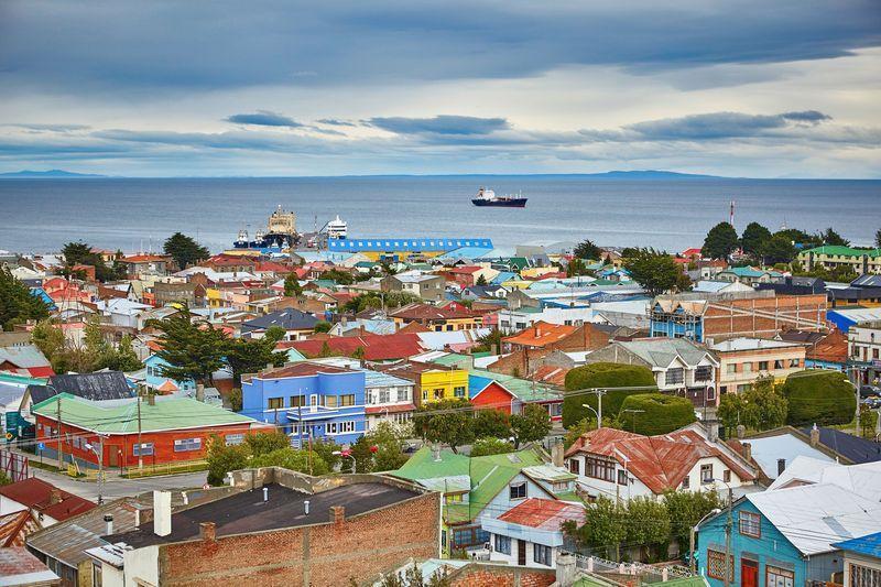 Reise in Chile, Punta Arenas - südlichste Stadt der Welt