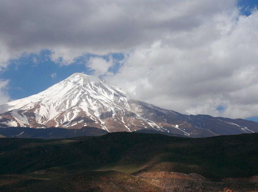 Reise in Iran, Damavand (5671m)