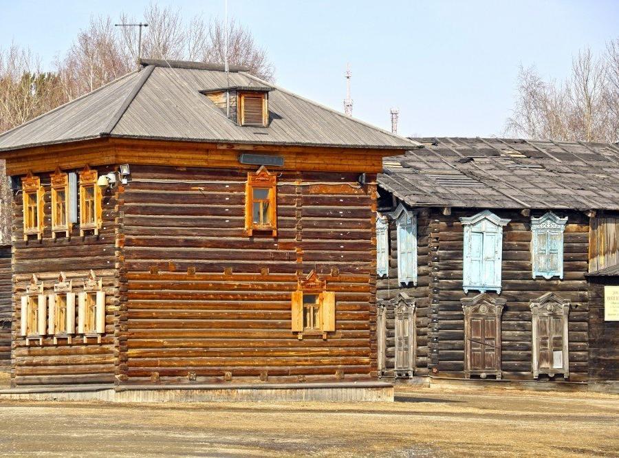 Reise in Russland, Talzy
