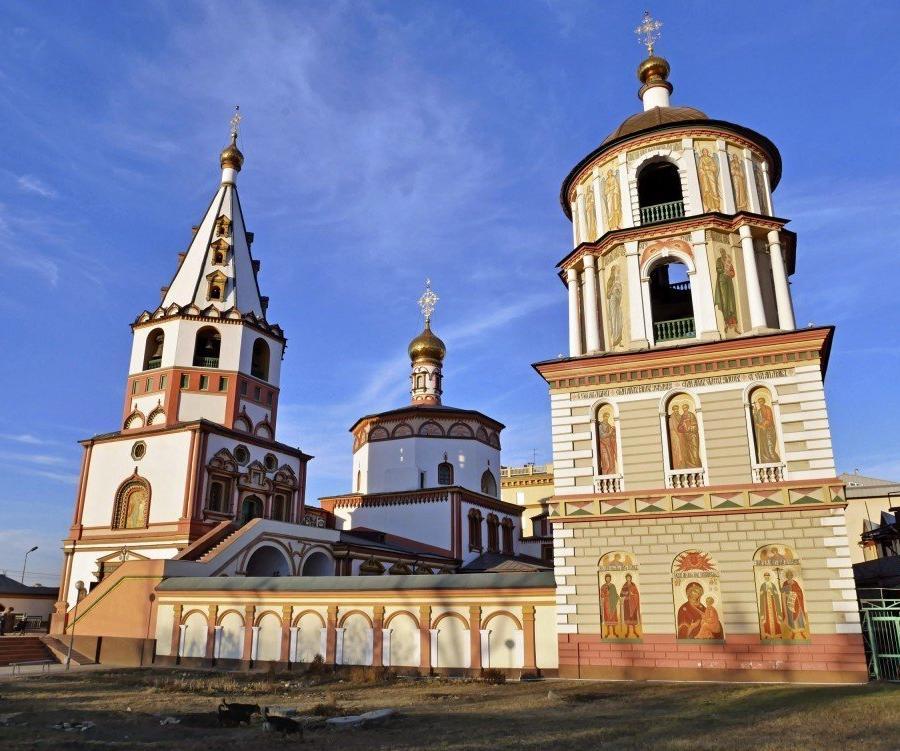 Reise in Russland, Erlöserkirche