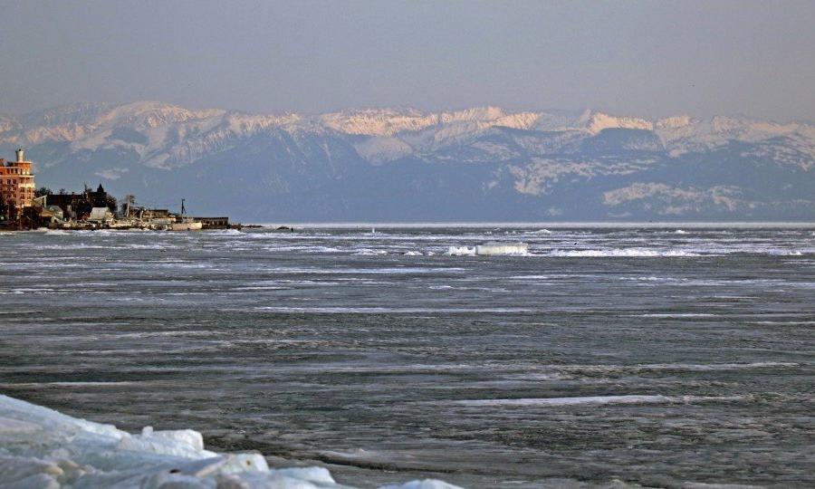 Reise in Russland, Listwjanka und das Sajan-Gebirge