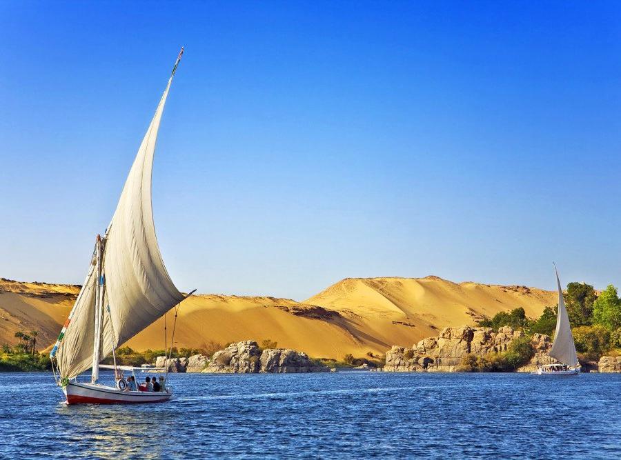 Reise in Ägypten, Tal der Könige_Wandmalerei
