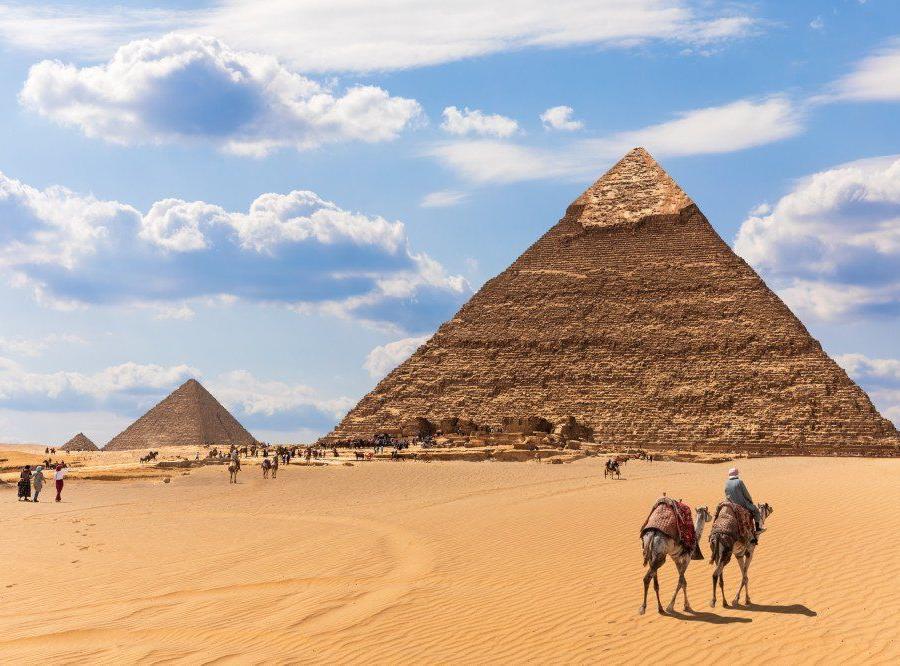 Reise in Ägypten, Ägyptische Souvenirs
