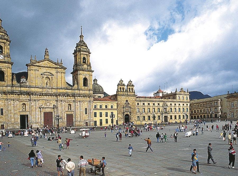 Reise in Kolumbien, Chingaza NP östlich von Bogota, Kolumbien