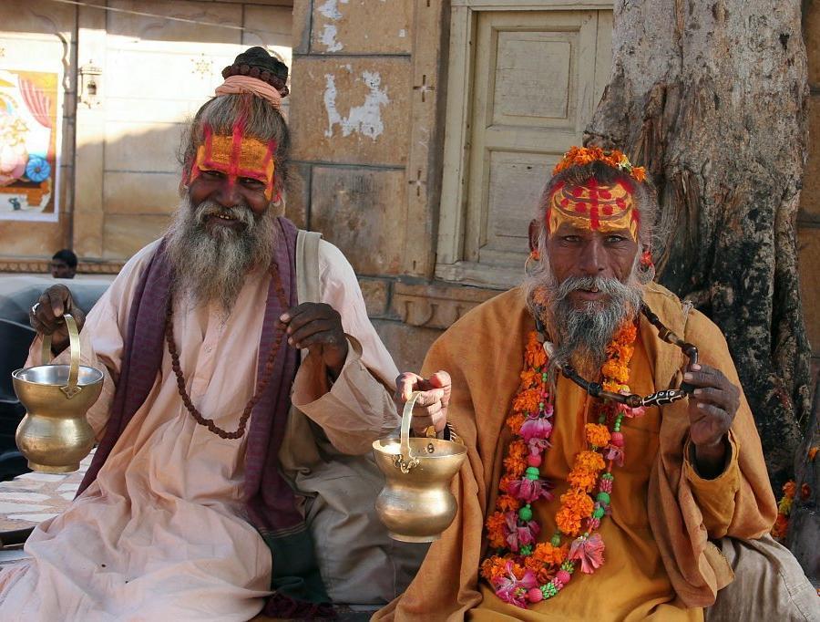 Reise in Indien, Entdeckungsreise nach Varanasi