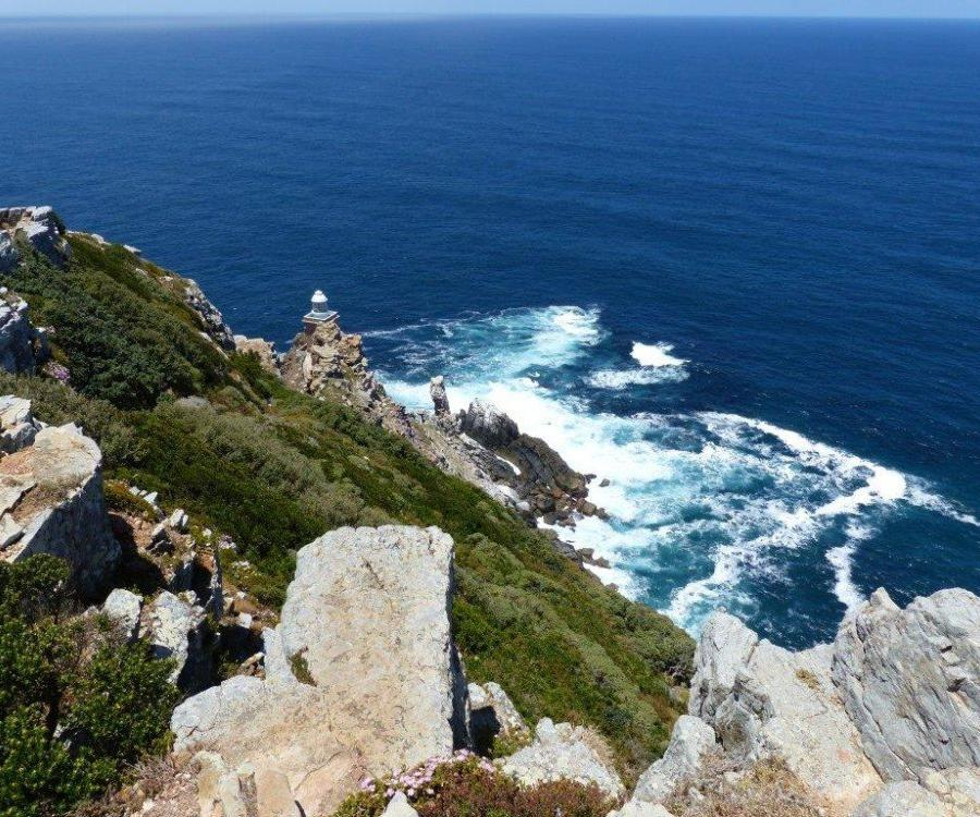 Reise in Südafrika, Wanderung am Kap der Guten Hoffnung