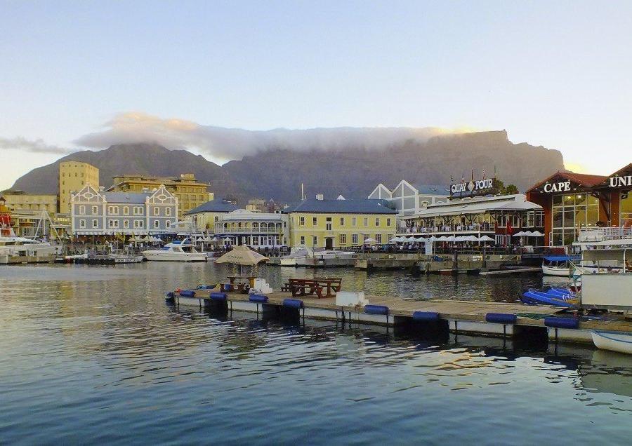 Reise in Südafrika, V&A Waterfront, Kapstadt