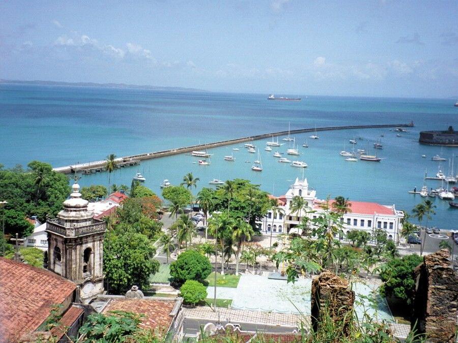 Reise in Brasilien, Salvador da Bahia