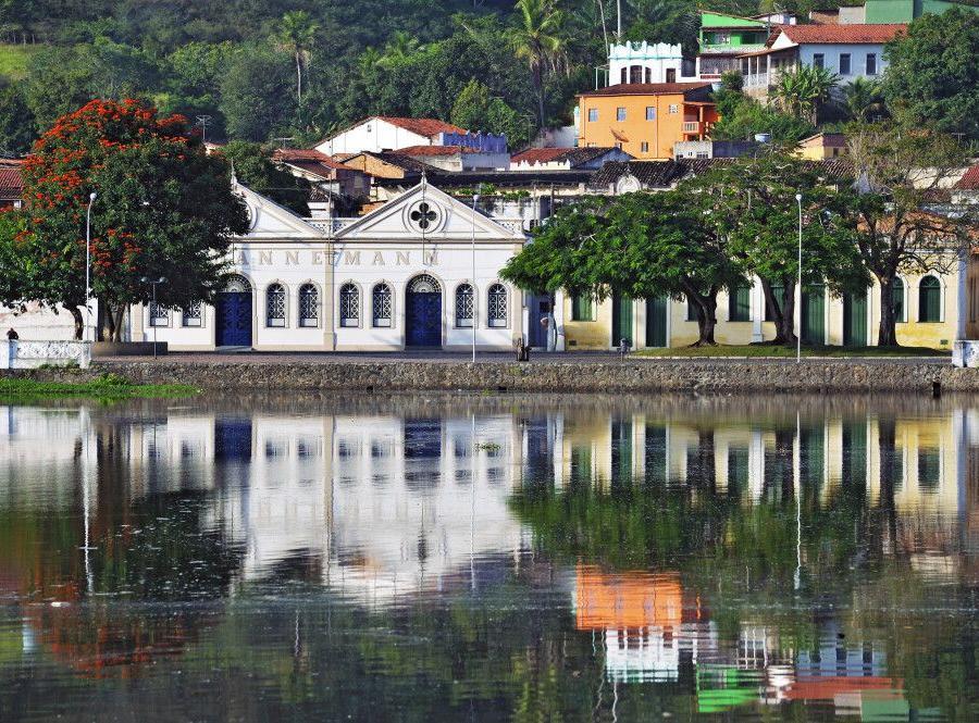Reise in Brasilien, Centro Dannemann in Sao Felix