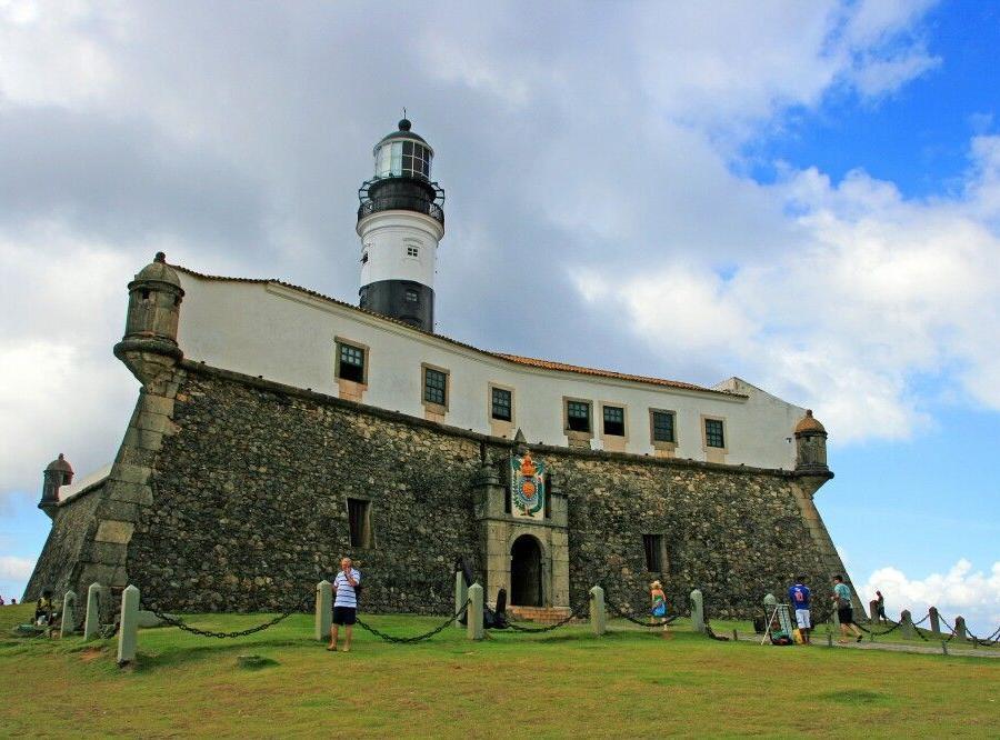 Reise in Brasilien, Leuchtturm in Salvador da Bahia