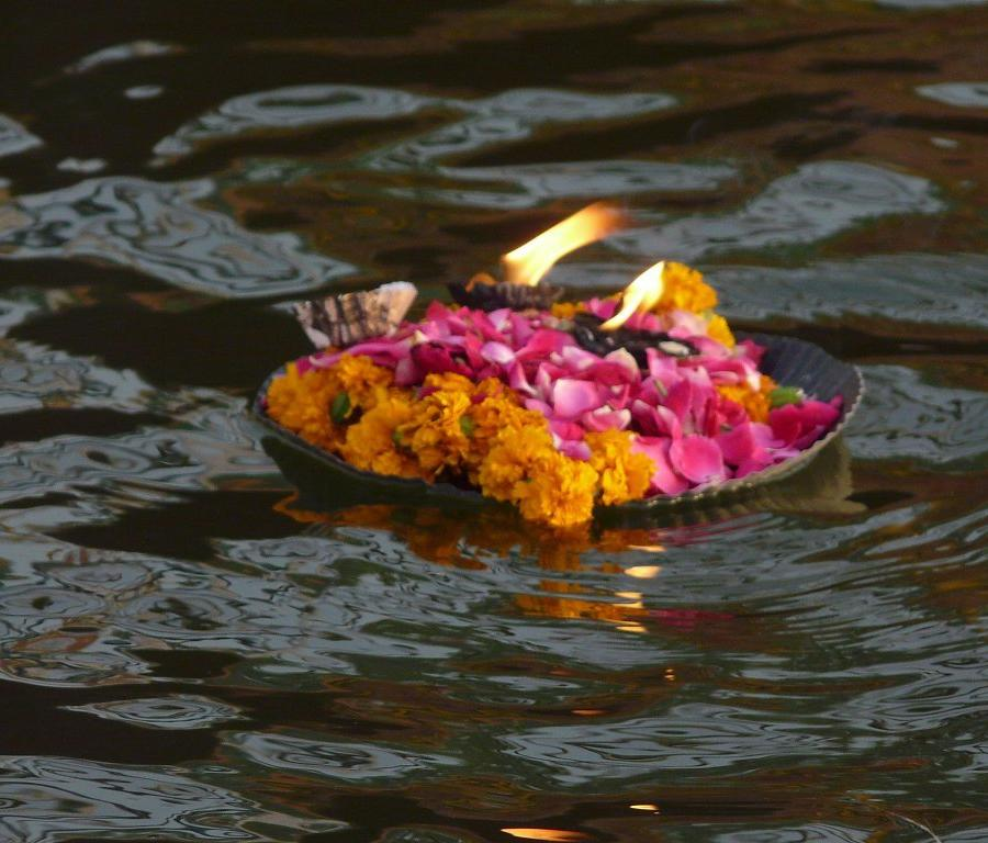 Reise in Indien, Göttin Ganga - Entdeckungsreise entlang Indiens mystischer Lebensader