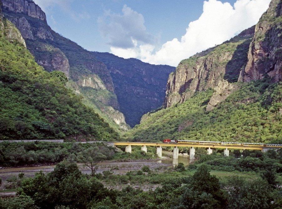 Reise in Mexiko, Zugfahrt Chepe – Temoris-Schleife