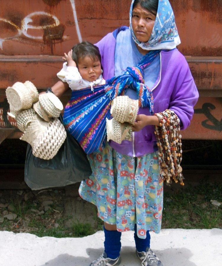 Reise in Mexiko, Impressionen CHEPE
