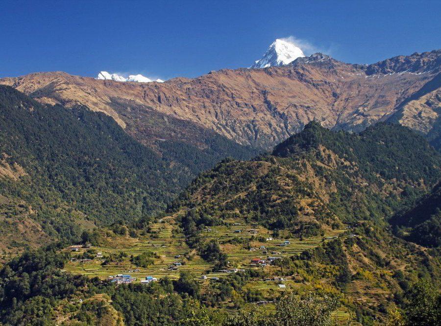 Reise in Nepal, Beim Gespräch unter vier Augen