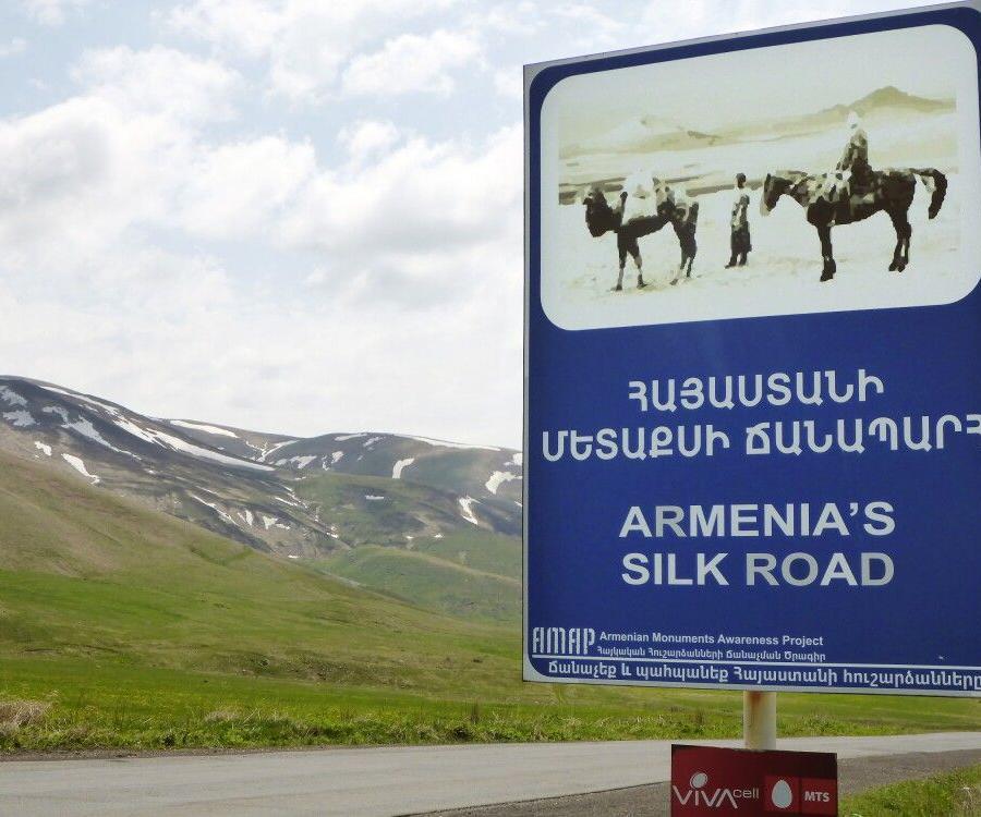 Reise in Armenien, Armenien – Unterwegs auf der alten Route der Seidenstraße