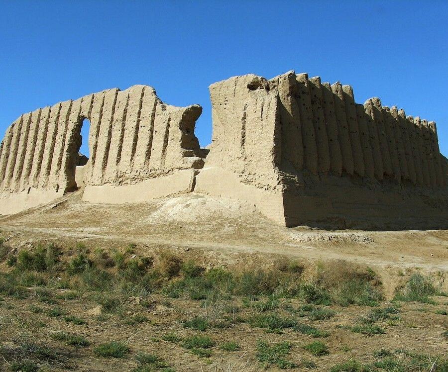 Reise in Armenien, Merw